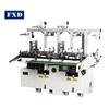 Adhesive Sticker Label Flatten Die Cutting Machine