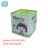 High Quality Chinese Factory candy tin box