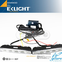 EK daytime running light Car Auto Accessories Flexible drl led/daytime running light
