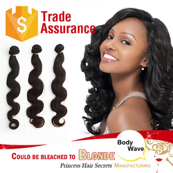 Human Hair Weave, Suitable for Hair Beauty Store, Peruvian Body Wave