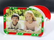Manufacturer Custom Popular Acrylic Christmas Theme Kids Photo Picture Frame