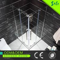 New design sliding shower door parts shower enclosure