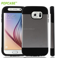 Latest 3in1 design For Galaxy S6 made by mobile phone case factory