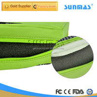 MP4 vibrating massage cushion wholesale/jade Crazy Fit Massage purchase/foam muscle stimulator wholesale