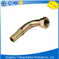 Best price zinc plated elbow fittings forged pipe fittings