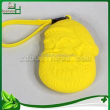 fashion fancy silicone christmas bag