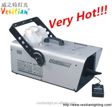 Factory good price snow machine 1200w very lower price high quality snow spray maker machine for Disco Stage Romantic