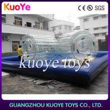 water zorb ball/water polo ball/PVC Inflatable Water Rolling Ball For Water Games