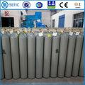 alta pressão de aço sem costura cilindro de gás argônio cilindro de gás