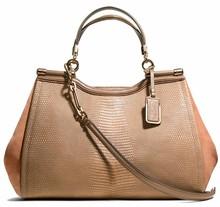 2015 Popular Vogue trendy italian bulk 100% pure cow genuine leather women's bag EC8263