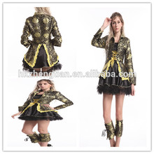 Walson xxxxl fancy dress Carnival Adult Sexy Halloween steampunk costume