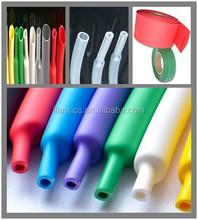 Heavy walled heat shrink tube/silicone heat shrink tube