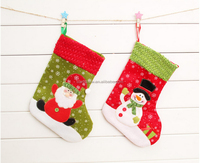 Cheap Christmas Socks Bag Home Decoration Supplies Gichristmas Stocking Ornament 2015 New Year Holiday Baubles Items Product