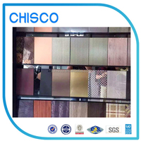 Embossed / color / etched decorative 201/202/301/304/321/409/430 stainless steel sheets