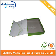 Make up containers paper board packing