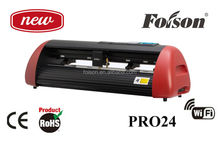 Foison plug and play 620mm small letter cutting machine