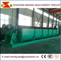 ISO certificate high classifying efficiency mining spiral separator