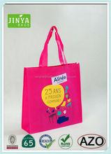 reusable bag, cheap handle bag,reusable non woven bag