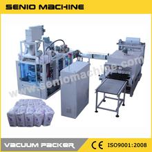 Sm-2000 automática de la bolsa de papel de embalaje del perfume de la máquina