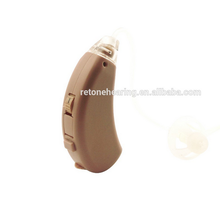 Hot full digital processing hearing aids with roller swithch