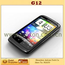 "New (G12) 3G Android 2.3.4 Smart Phone 3.5"" Capacitive Screen Unlocked GSM WCDMA HSPA, Dual sim, WiFi GPS, TV, Dual Cam, MTK6573"