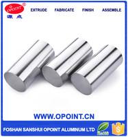Customised Anodizing 6060 Elliptical Aluminum Tube