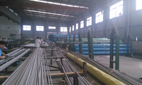 Duplex stainless 2205 seamless steel pipe/tube
