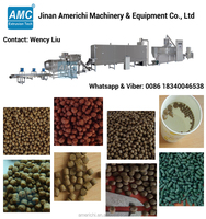 Jinan Tilapia Fish Feed Production line with best price