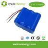 Cylindrical 6.4V 9Ah Lithium LiFePO4 battery pack 7.5v 9.6v for solar storage li ion battery