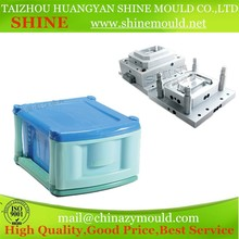Professional Home Supplies Commodity Mould Maker Plastic Injection Drawer Mold