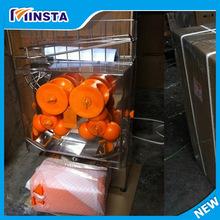 Automatic Orange Juicer For Sale/popular orange juice extractor machine for sale