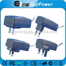 Hot sale ac 5v 3a power supply 15w adapter with 1.5m dc cable