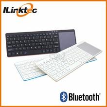 Portable mini keyboard Rii Mini i8 Wireless Bluetooth 2.4G Keyboard with Touchpad