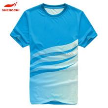 China supplier dongguan factory custom polyester sublimation t shirt