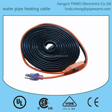 Safe Heating pipe cables China manufacturer