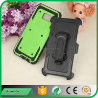 trade assuarance alibaba wholesale mobile case holster combo armor phone cover for samsung galaxy s6 edge plus
