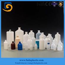 Botellas <span class=keywords><strong>de</strong></span> <span class=keywords><strong>plástico</strong></span> para estéril inyectable / parenteral farmacéuticos
