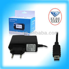 Video Game Accessory AC Adapter, power supply for WIIU GamePad