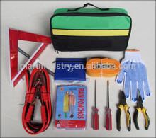 car road safety kit , auto emergency kit bag,car bag