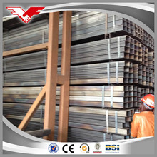 RHS square Steel Tube Actual Weight mild steel tube rectangular steel tube