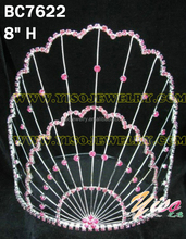 spider web beauty crown