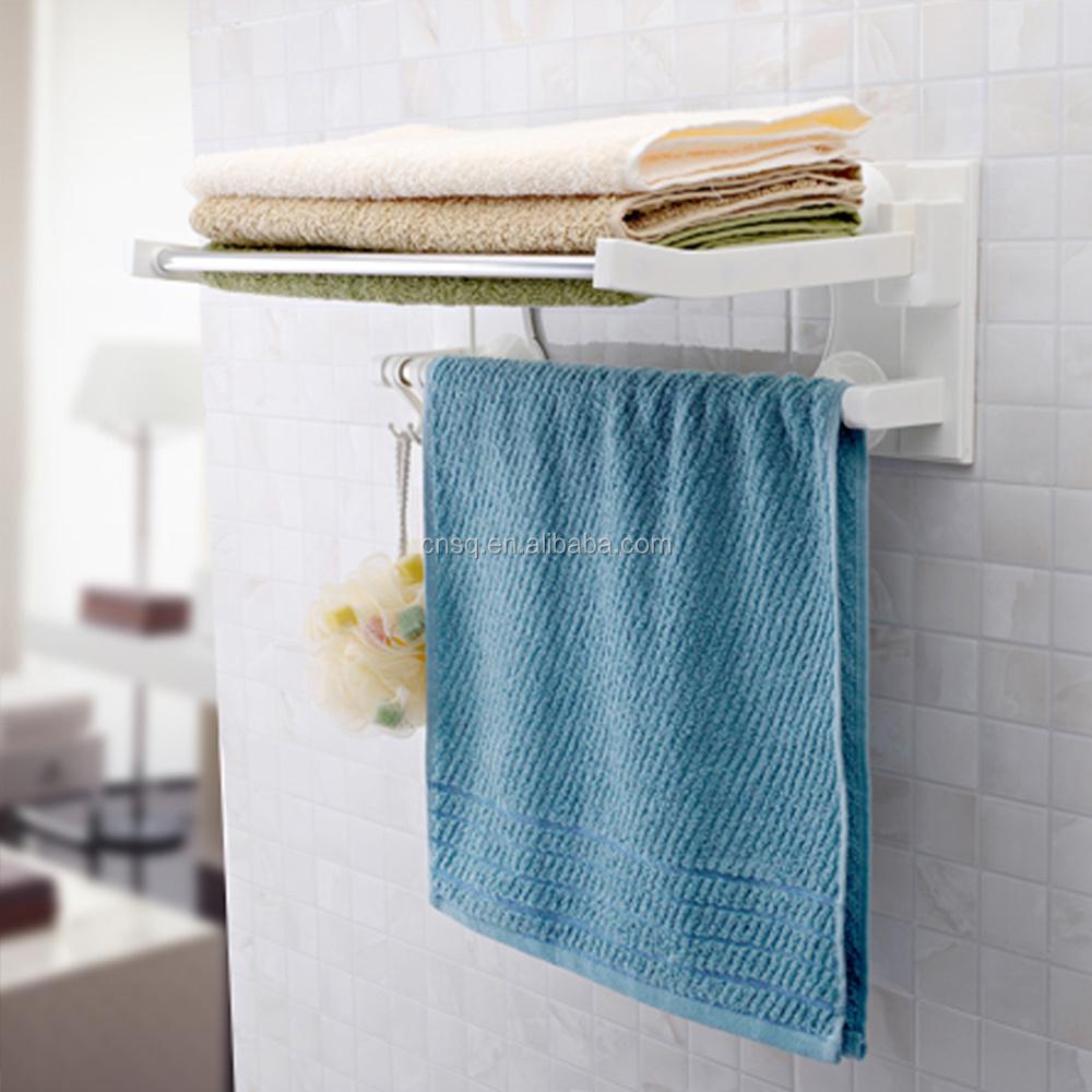 1020 Sq Bathroom Plastic Towel Display Rack Wrought Iron Towel Rack ...