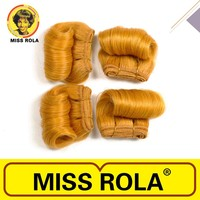 Ladies essential in africa miss rola hair extensions, factory direct afro-b hair, 6 inch human hair extension