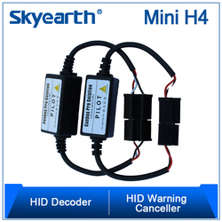 50W H4 H/L HID Xenon Warning Canceller Wire Canbus Error Resistor H4-3 H4 hi/lo wiring harness