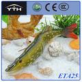 Eta25 articulado pike lure 8 polegada 65 g cavala isca de pesca