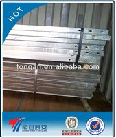 highway guardrail post for highway safety steel post