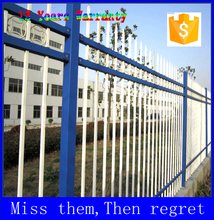 High Quality Solid Metal Euro Panel Fence Produced By Shanghai Factory