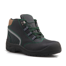 men's composite toe western safety boots/waterproof steel toe safety boot