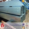 *12 years manufacture hot Dipped Galvanized Square Steel Pipe