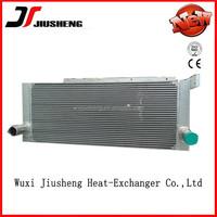 vacuum brazed aluminum plate bar heat exchanger,rotary air compressor 3 in 1 heat exchanger